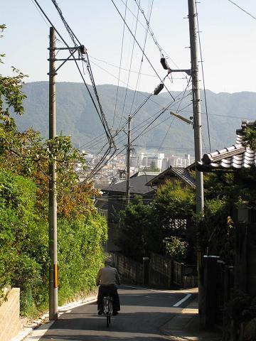 旧東海道・日ノ岡峠