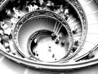 「螺旋階段」