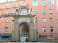 ボルゲーゼ公園の門