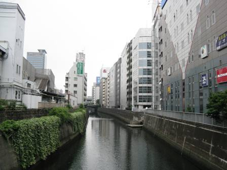 水道橋風景