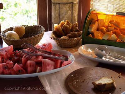 トルコの朝ごはん♪