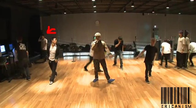 Bigbang - Tonight Performance Practice.flv_000057422