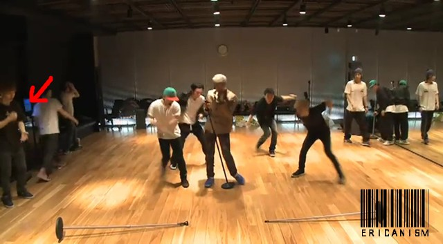 Bigbang - Tonight Performance Practice.flv_000045948