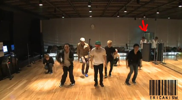 Bigbang - Tonight Performance Practice.flv_000122817