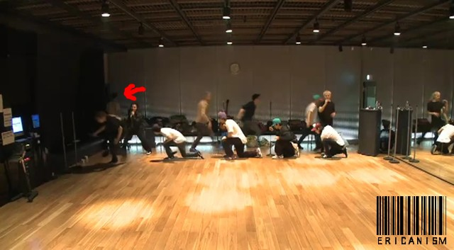 Bigbang - Tonight Performance Practice.flv_000109526