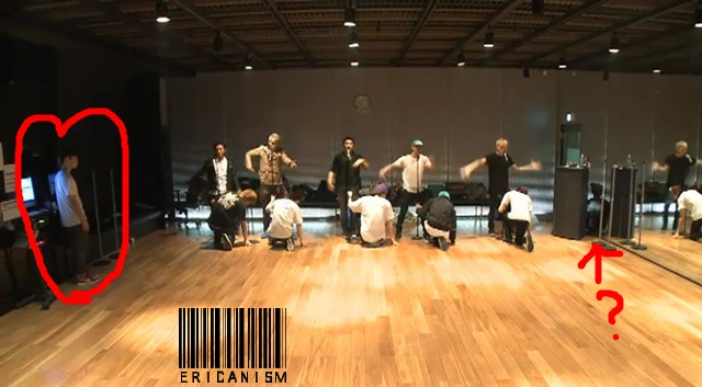 Bigbang - Tonight Performance Practice.flv_000092495