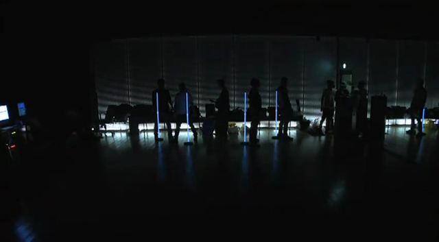 Bigbang - Tonight Performance Practice.flv_000166906