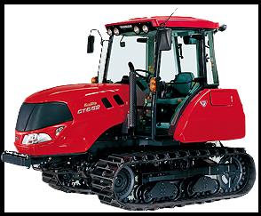 ヤンマー トラクターCT552・CT652