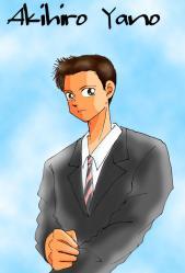 矢野さん・契約更改