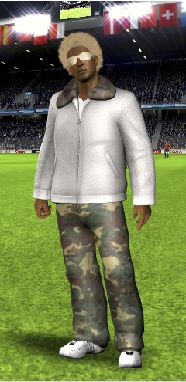 FIFA09 アバター