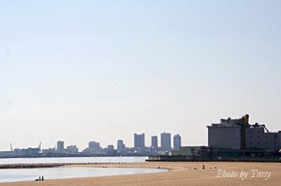 芦屋人口海岸