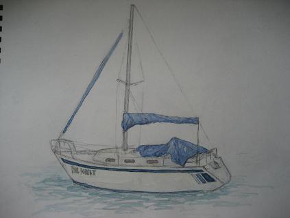 ヨットハーバー