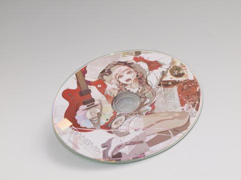 オリジナルCD-R「オフセット印刷」その1