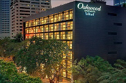 Oakwood Apartment Sukhumvit 18
