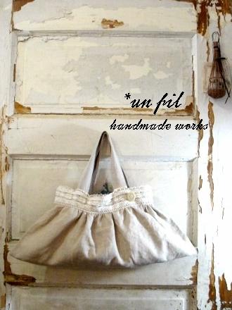 *un fil ・ handmade works