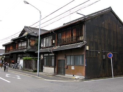 名古屋の町並み002