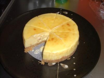 チーズケーキ00 2009・02・24