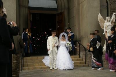 結婚式02 2009・03・07