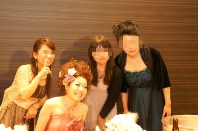 結婚式09 2009・03・07