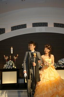 結婚式11 2009・03・07