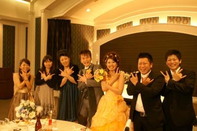結婚式12 2009・03・07