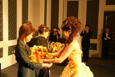 結婚式13 2009・03・07