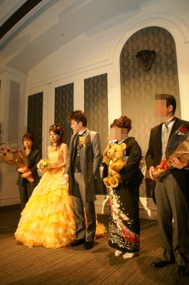 結婚式14 2009・03・07