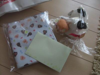 贈り物01 2009・04・04
