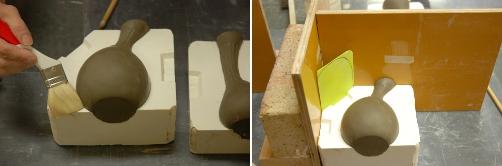 鋳込み用型Ⅱ1