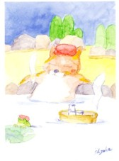 まーちのお風呂 2