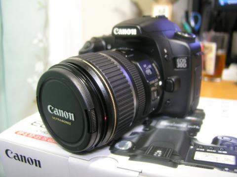 キャノン EOS 30D