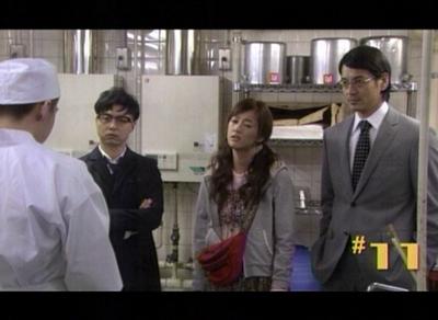 帰ってこさせられた33分探偵 第11話 「京都・旅館殺人をもたせる!」