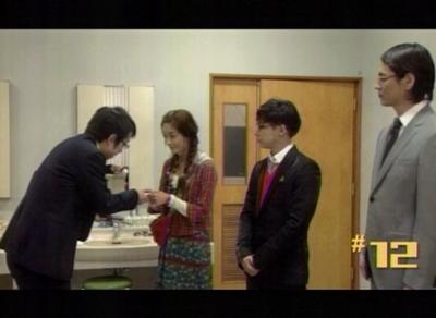 帰ってこさせられた33分探偵 第12話 「大阪・お笑い芸人殺人をもたせる」