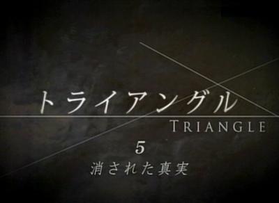トライアングル 第5話 「消された真実」