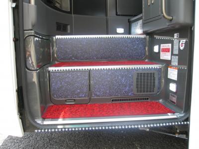 LEDステップ照明