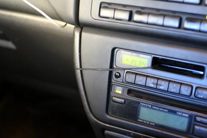 センチュリー4.3インチUSB接続サブモニタ plus one(LCD-4300U)で車載パソコンしてみた
