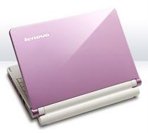 レノボ(lenovo)、IdeaPad S10e(アイデアパッド)にブルーとピンクの新色を追加、2月14日発売、価格は49,980円