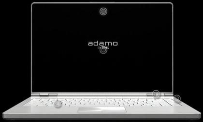 デルの薄型ノート、adamoの受注が開始、205,000円から