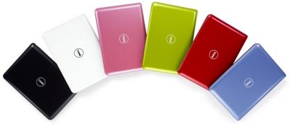 デル、Inspiron Mini 10(インスパイロン・ミニ10)正式発表