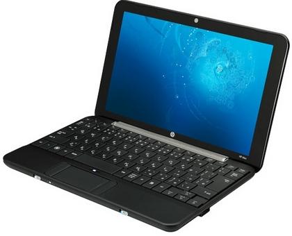 HP Mini 1000に夏モデルが登場、32ギガSSDモデルなど追加