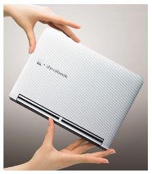 東芝、ダイナブックブランドとしては初のネットブックdynabook UXを発表