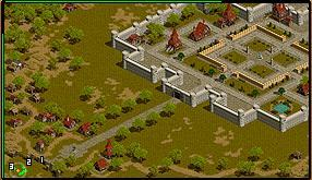 功城戦フィールドマップ