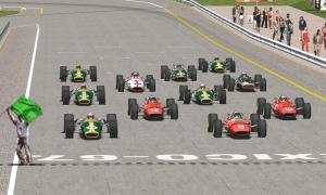 11台参加のレース2偶数鯖