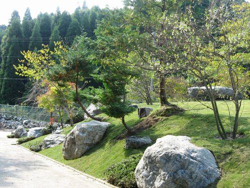 石組庭園(2)り