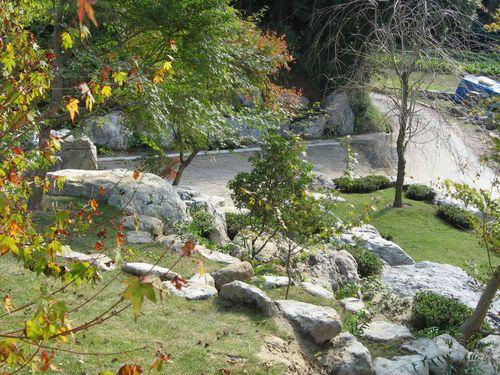 石組庭園(3)り