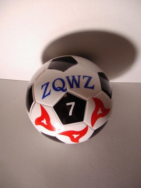 サッカーボール変形