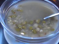 緑豆デザート