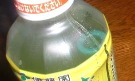 抹茶ボトル2
