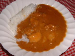 チキンカレー(デリ)
