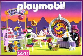 怪しげなパーティ_playmobil5511